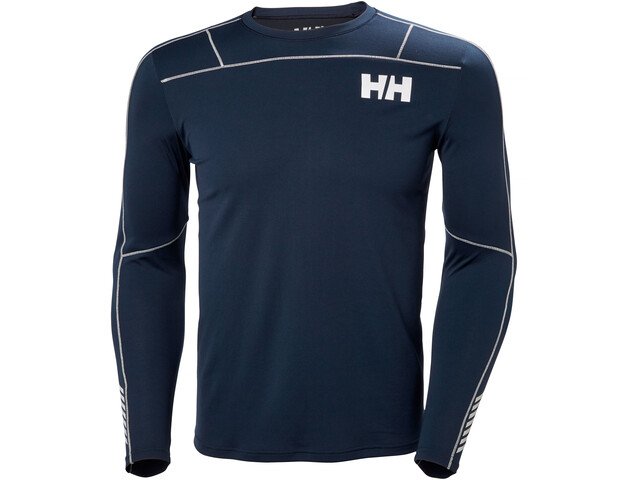 Helly Hansen Lifa Active Light LS Shirt Men Navy